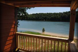 Cabin Rentals & Campground